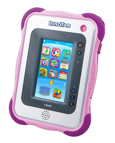 The VTech Innotab teaches reading, spelling, maths, logic and creativity with the many included activities such as an e-reader, art studio, video player and photo viewer. A perfect stocking filler! £80 from Debenhams