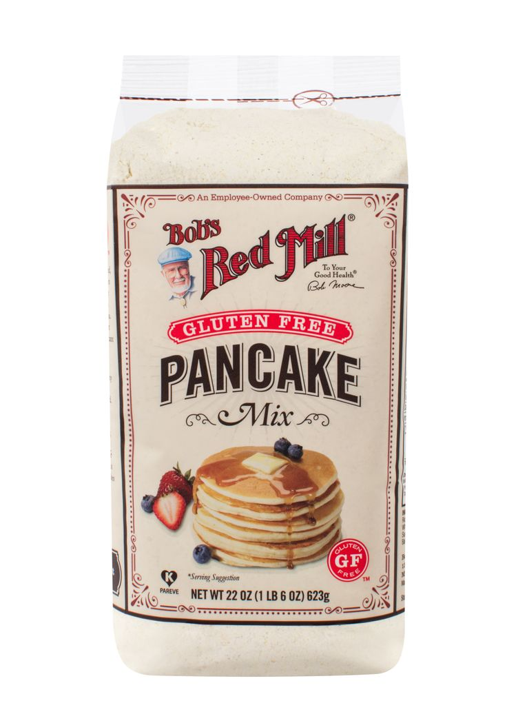 Gluten Free Pancake Mix makes light and fluffy flapjacks that raise the standard of how good gluten free foods can be. Made with a unique blend of gluten free ingredients, including whole grain stone ground sorghum flour and brown rice flour.