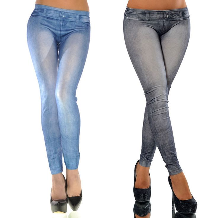 Jeans For Women Elastic Stretch Jeans Woman Skinny Black Jeans Push Up Women Jeans Leggin Femme Slim Pants Leggings Trousers