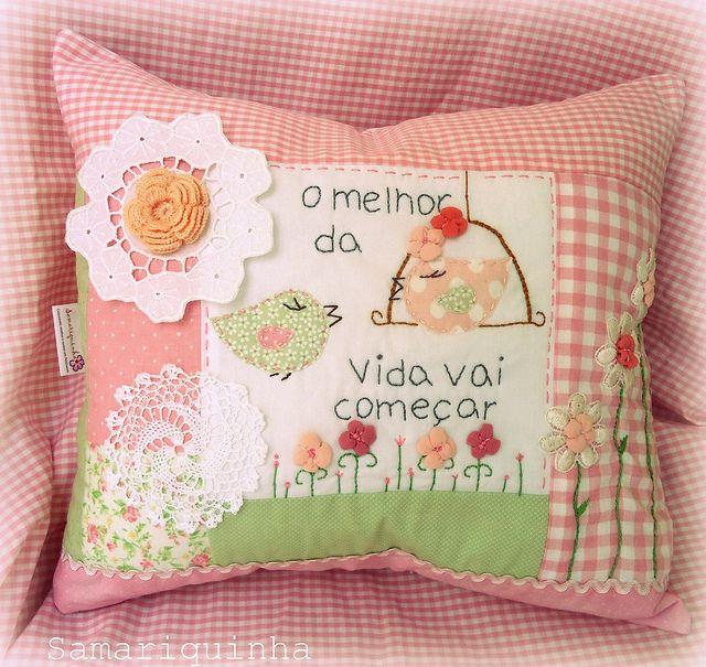 Para fazer par com a mini by Fotos de Samariquinha- Micheline Matos, via Flickr