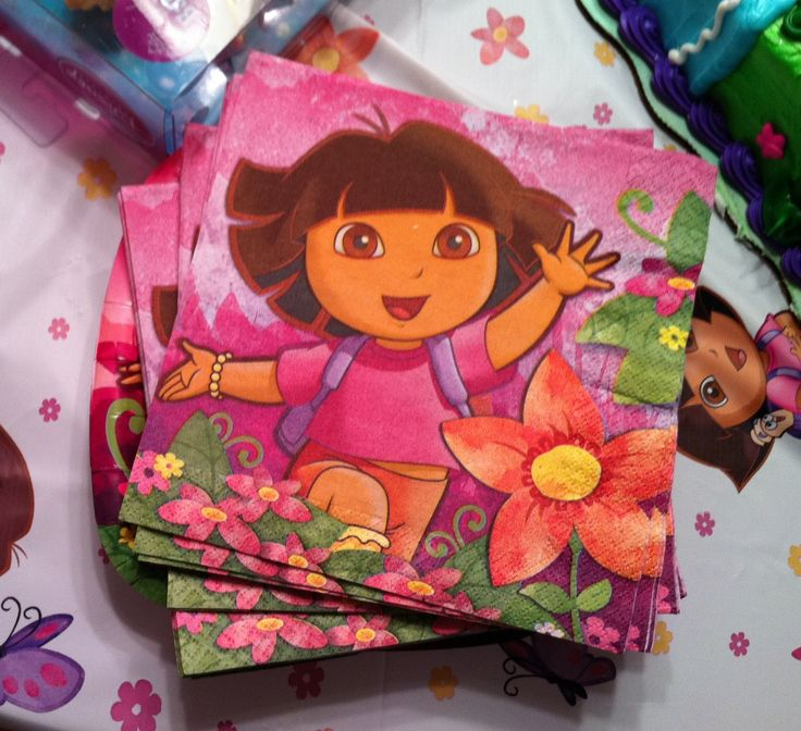 127 best Dora images on Pinterest Dora the explorer Birthday