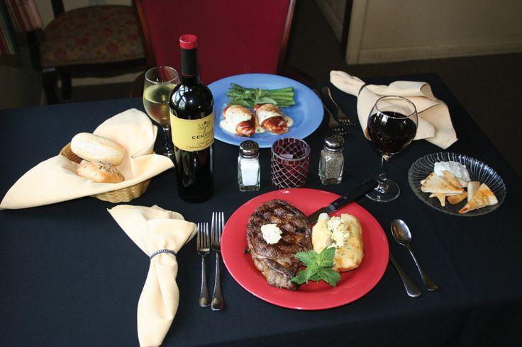 The Artichoke Restaurant & Bar in Langley, OK offers fine dining on Grand Lake.