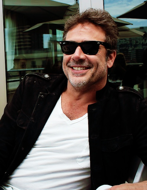 Jeffrey Dean Morgan...that smile!