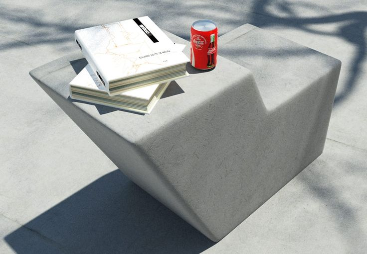 SIT :: Urban Design - Urban Furniture - Urban Furniture - Bench with backrest