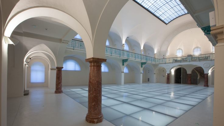 Liberec | Oblastní galerie | Etna iGuzzini Arch. studio SIAL