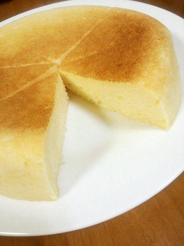 Yogurt Cheesecake With Pancake Mix In A Rice Cooker Recipe