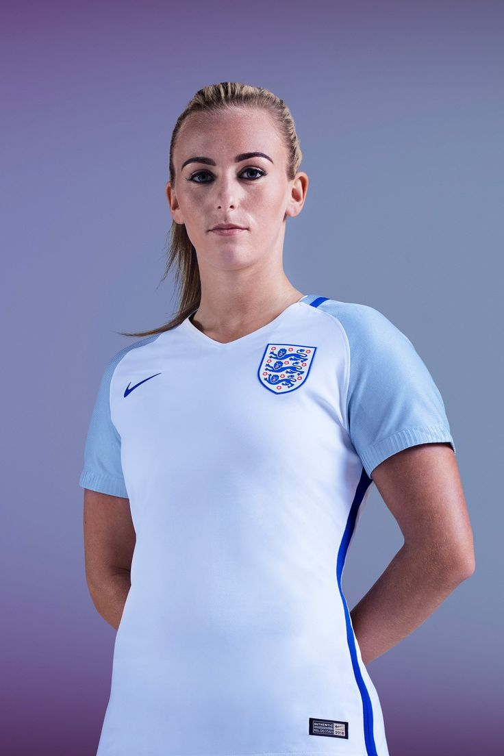 Miss Vogue meets two young talents from the Women's England Team, captain Steph Houghton, and winger Toni Duggan, to talk fitness, football, and to get the inside scoop on being a professional women's player.