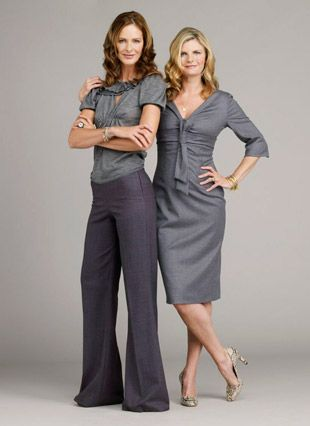 """Trinny & Susannah   (The original """"What Not to Wear"""" from Britain)"""