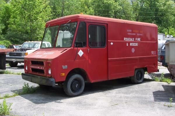 1978 Chevrolet Step Van, Used Cars For Sale - Carsforsale