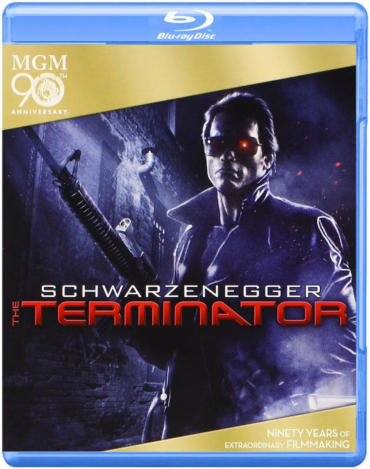 Amazon.com: The Terminator [Blu-ray]: Arnold Schwarzenegger, Lance Henriksen, Michael Biehn, Paul Winfield, Linda Hamilton: Movies & TV
