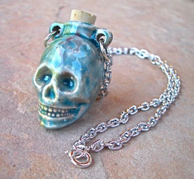 10 Best Images About Skull Perfume Bottles On Pinterest