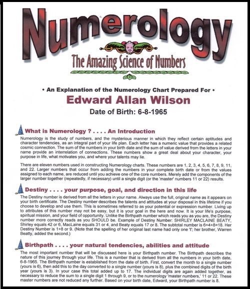 128 best Divination - Numerology images on Pinterest Astrology - numerology chart template