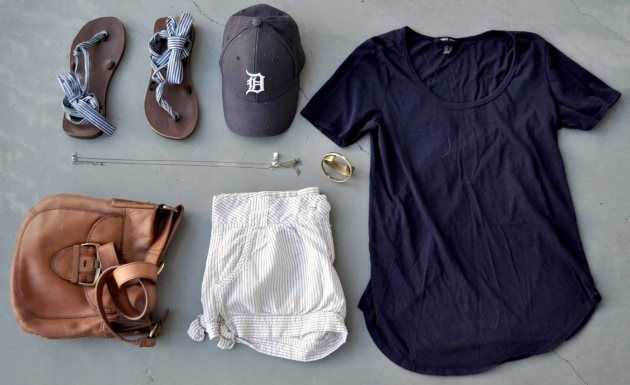 {What to Wear} to a Baseball Game