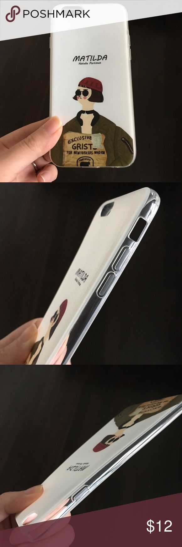 iPhone 6/6S Case Luxurious feel. Soft and flexible. Super thin and fits perfectly! Accessories Phone Cases