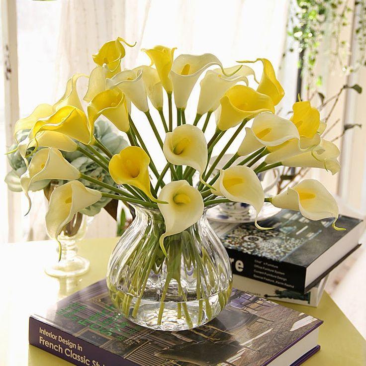 CASA MIDDAS: Os arranjos de flores artificiais ganham espaço na decoração da casa