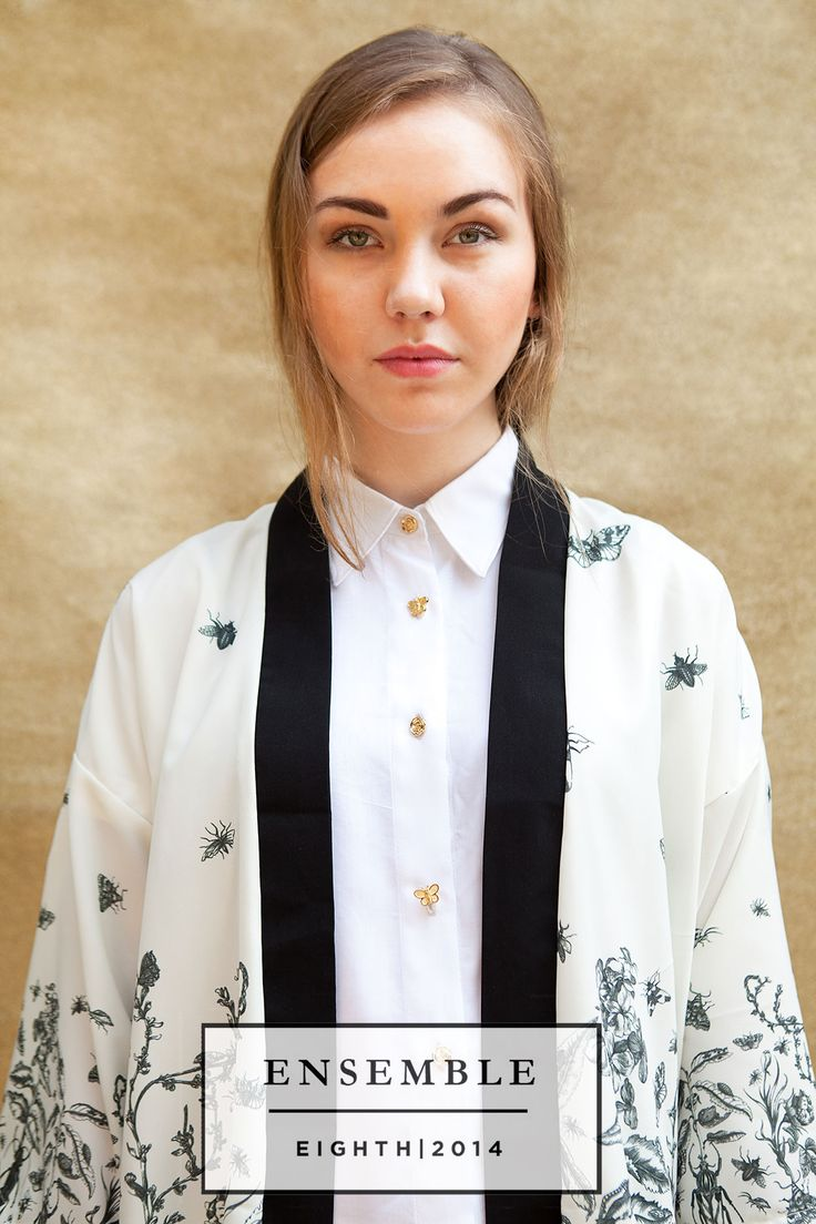 ENSEMBLE : EIGHTH | 2014 Scarab Garden Kimono