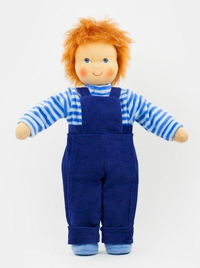 Heidi Hilscher Puppe Großaufnahme