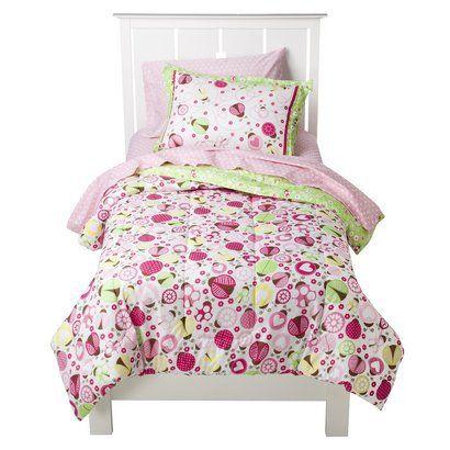 Circo® Ladybug Bedding Set.