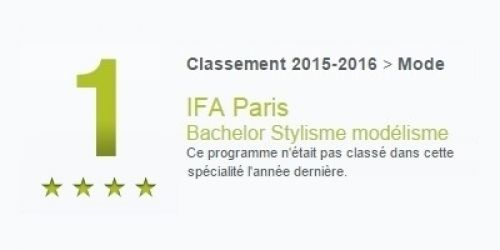 IFA Paris Bachelor in Fashion Design Ranked #1. Interested in Fashion Design? Check IFA Paris' Signature Program in Fashion design @ http://www.ifaparis.com/courses/undergraduate/bachelor-fashion-design-technology