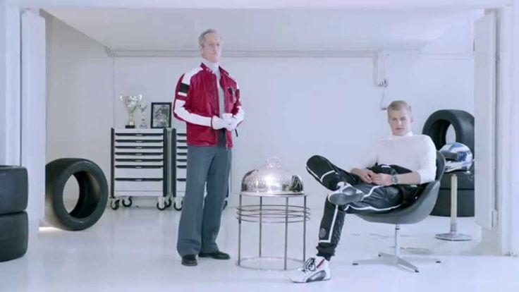 Enerfy Driving - Marcus Ericsson
