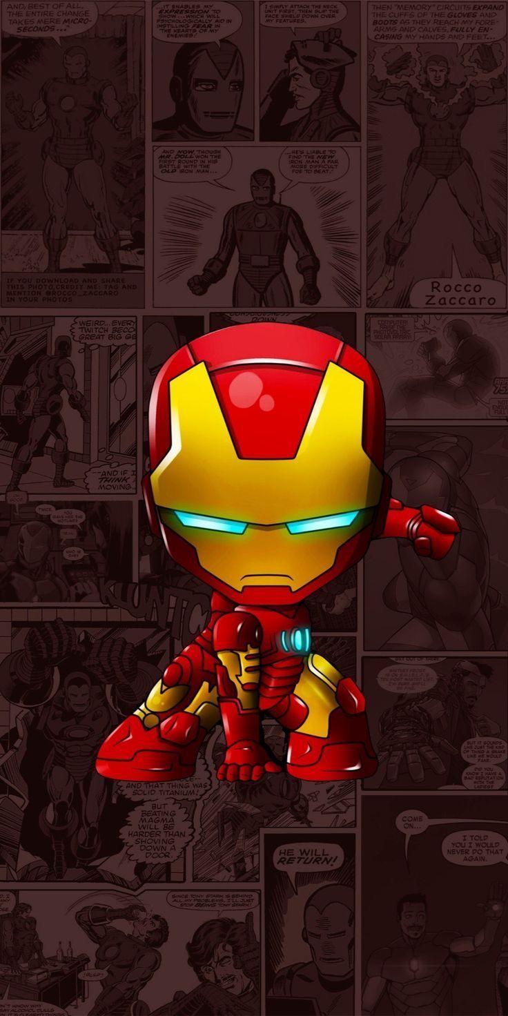 Wallpaper Iphone Android Iron Man One Pixel Unlimited In 2020 Marvel Wallpaper Hd Iron Man Wallpaper Superhero Wallpaper