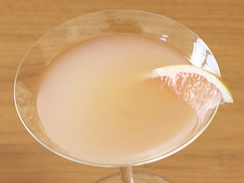 Grapefruit Cocktail to celebrate the February fruit of the month