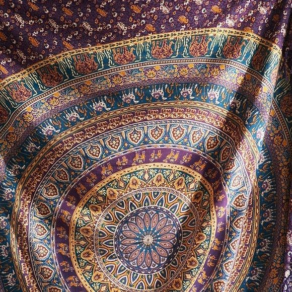 urban outfitters tapestry colorful wall hanging / tapestry Urban Outfitters Other