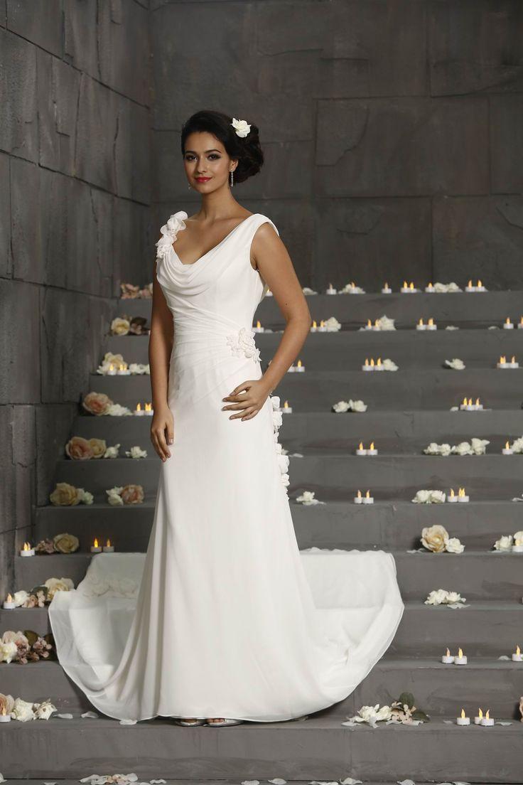 D'Zage #Bridal Style D31405