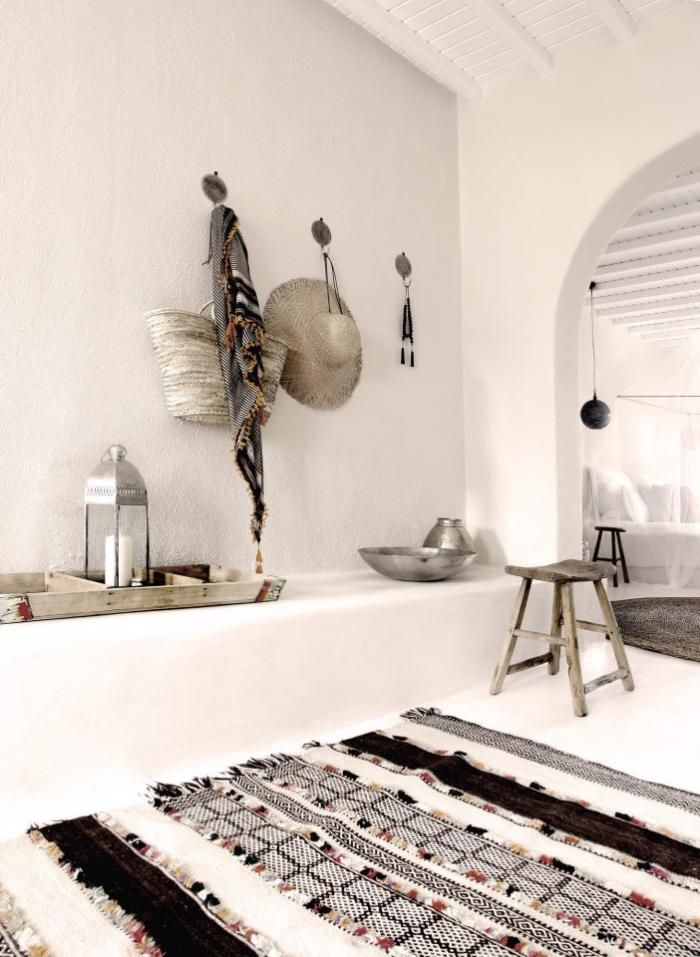 Bohemian Paradise Found: A Pop-Up Hotel in Mykonos: Interior Design, Style, Mykonos, Interiors, House, San Giorgio, Hotels