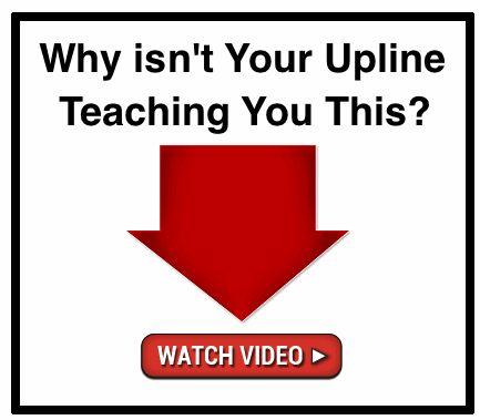What is your upline NOT teaching you? http://workwithtobyandlayla.com/