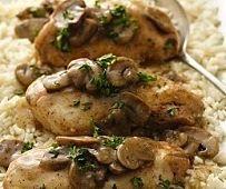 Cracker Barrel Inspired Chicken & Dumplings | RecipeLion.com