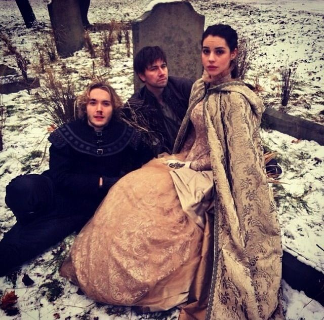 Reign cast | TV/Movies | Pinterest | Cas, The o'jays and ...