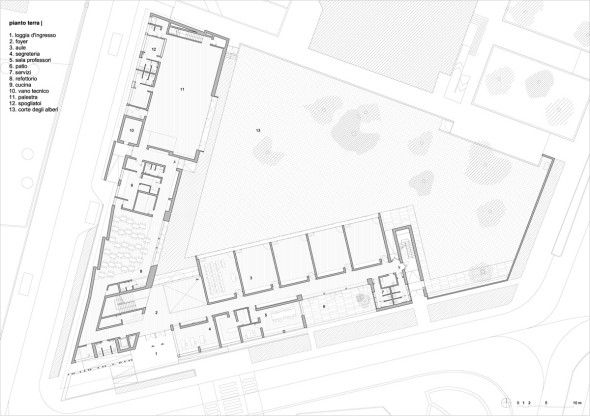 Tomas Ghisellini Architetto | La Corte degli Alberi