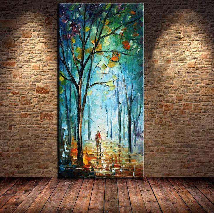 Aliexpress.com: Comprar Pintado a mano pintura al óleo encantadora pareja pintura al óleo para sala de estar pared arte decoración casera abstracta moderna establecer imagen de pintura al óleo fiable proveedores en Dafen Oushi Oil Painting