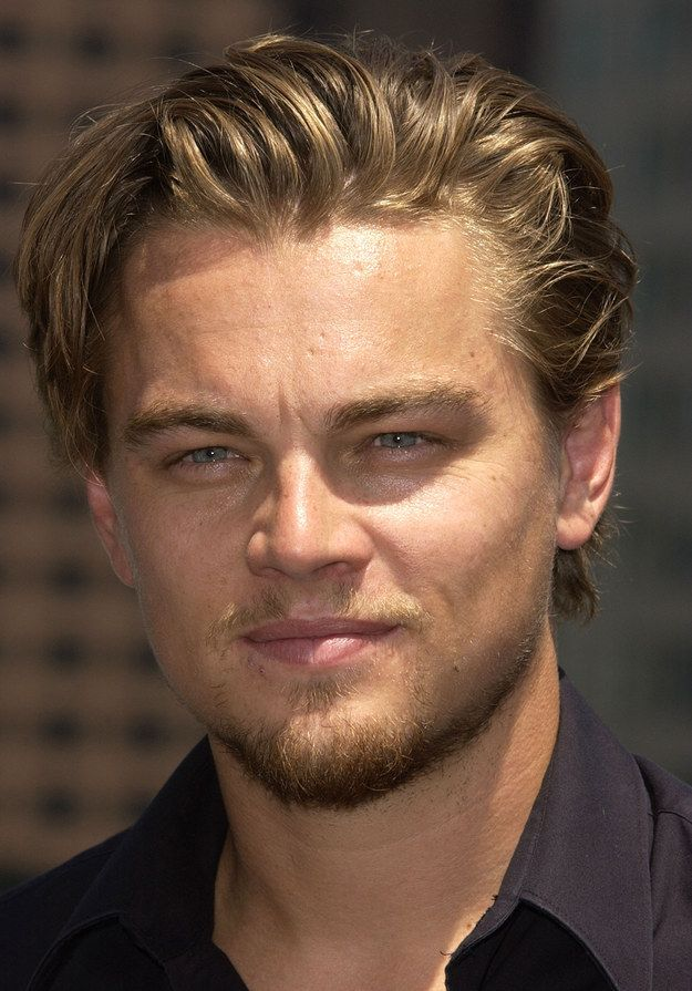 The locks that once ran free. | 41 Reasons To Be Thankful For Leonardo DiCaprio Today http://www.twodollarclick.com/index.php?ref=sunshine33