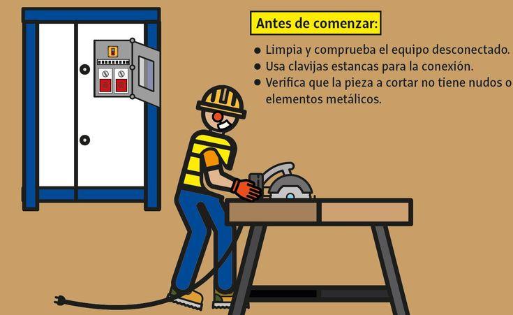 Dónde descargar carteles informativos de riesgos laborales para imprimir. Ejemplos carteles informativos y señalización de seguridad en obras y construcción  #seguridad #trabajo #carteles #avisos #obras #construccion