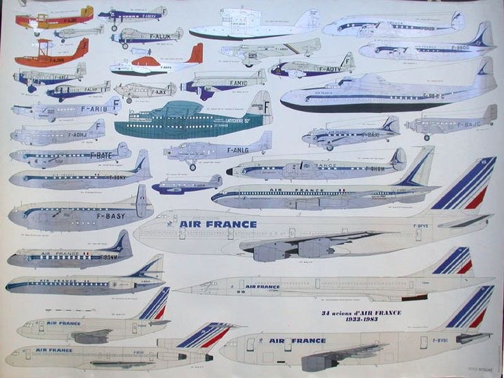 94 best AIR FRANCE images on Pinterest Air france, Aircraft and - new air france world map flight routes c.1948