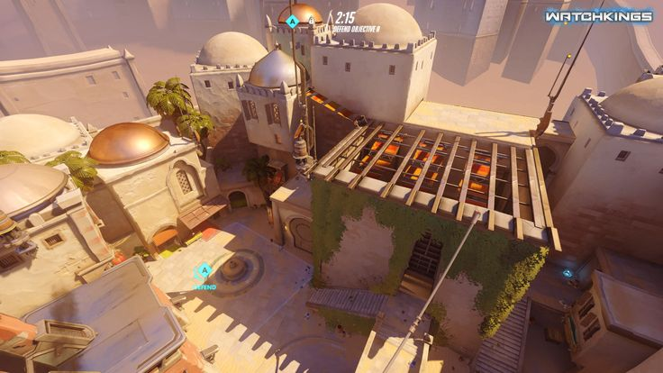 Overwatch – Temple of Anubis - Howtonotsuckatgamedesign?