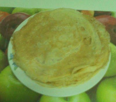 Karol receting pipol filloas gallegas dukan t picas de for Bizcocho para dieta adelgazar