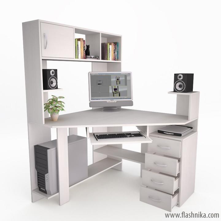 Компьютерный стол FLASHNIKA - Флеш 33. Фото