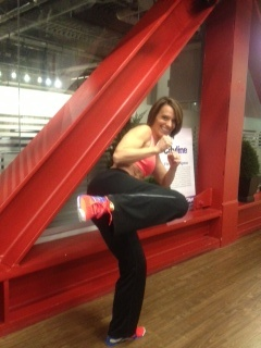 Thank You New Balance Canada for my new Minimus Shoes just intime for Breakfast Television!