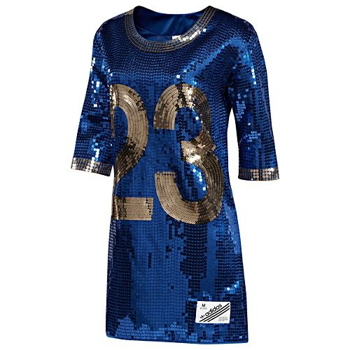 Adidas Jeremy Scott Sequined Football Dress
