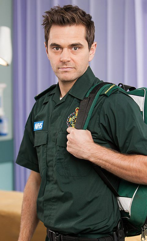 Born: 2nd Oct 1982 ~ Michael Stevenson plays Iain Dean, paramedic in BBC Casualty.
