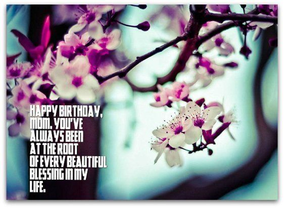 Mom Birthday Wishes - Birthday Messages for Mothers