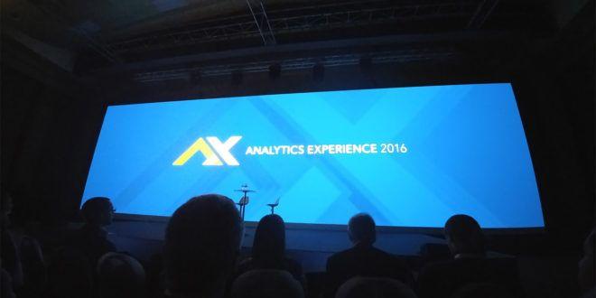 #AnalyticsX, la #DigitalTransformation passa dall'analisi dei dati