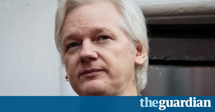 WikiLeaks founder looking into filling in for Hannity on his conservative talkshow from inside Ecuadorian embassy