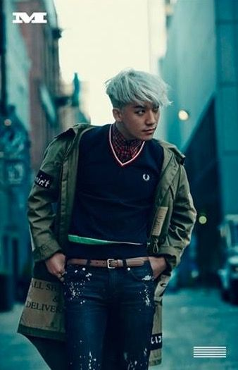 SEUNGRI x BIG BANG | MADE SERIES: M