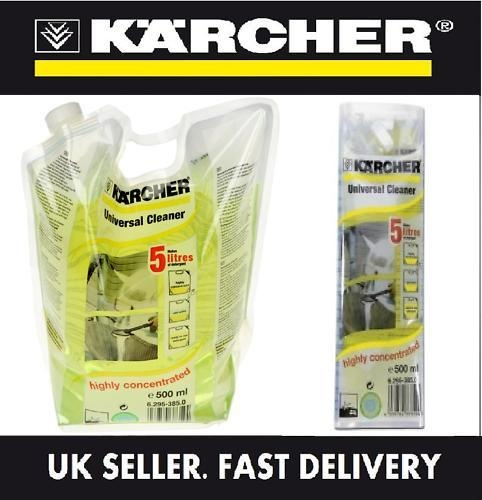 Karcher Universal Cleaner Concentrate Car Patio Cleaner | eBay