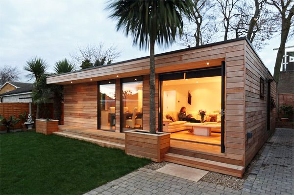 Love this guest house - actually I wouldn't mind living in it myself