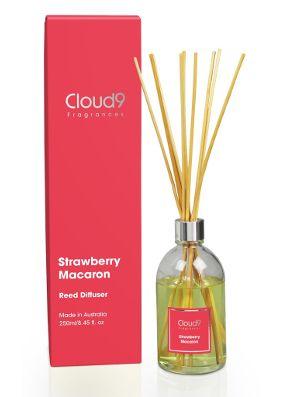 Cloud Nine Strawberry Macaroon Reed Diffuser